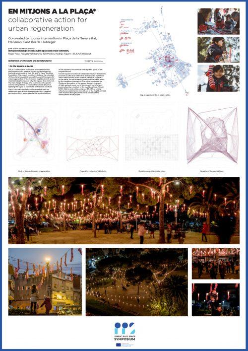 Paez, Valtchanova, Montes, Aguirre - En Mitjons a la plaça: collaborative action for urban regeneration