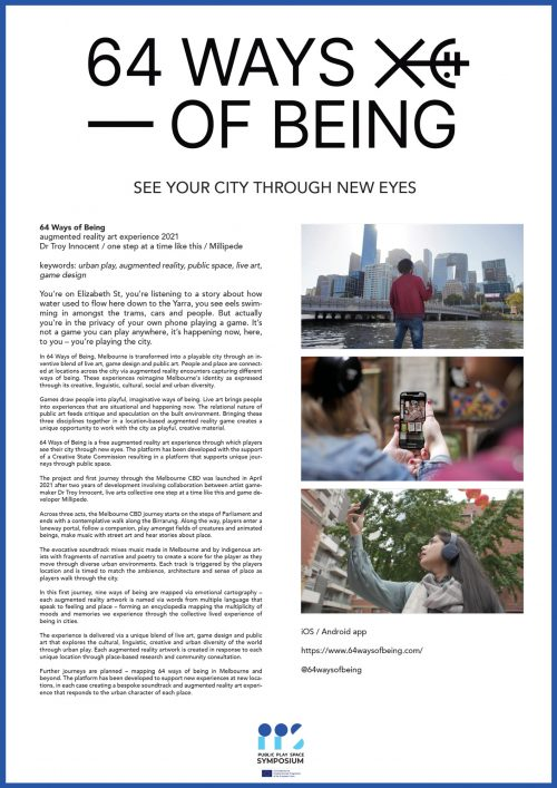 Innocent -  64 Ways of Being